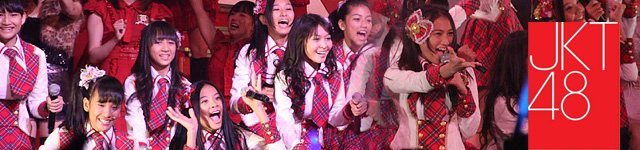 JKT48 singing their Indonesian version of Aitakatta